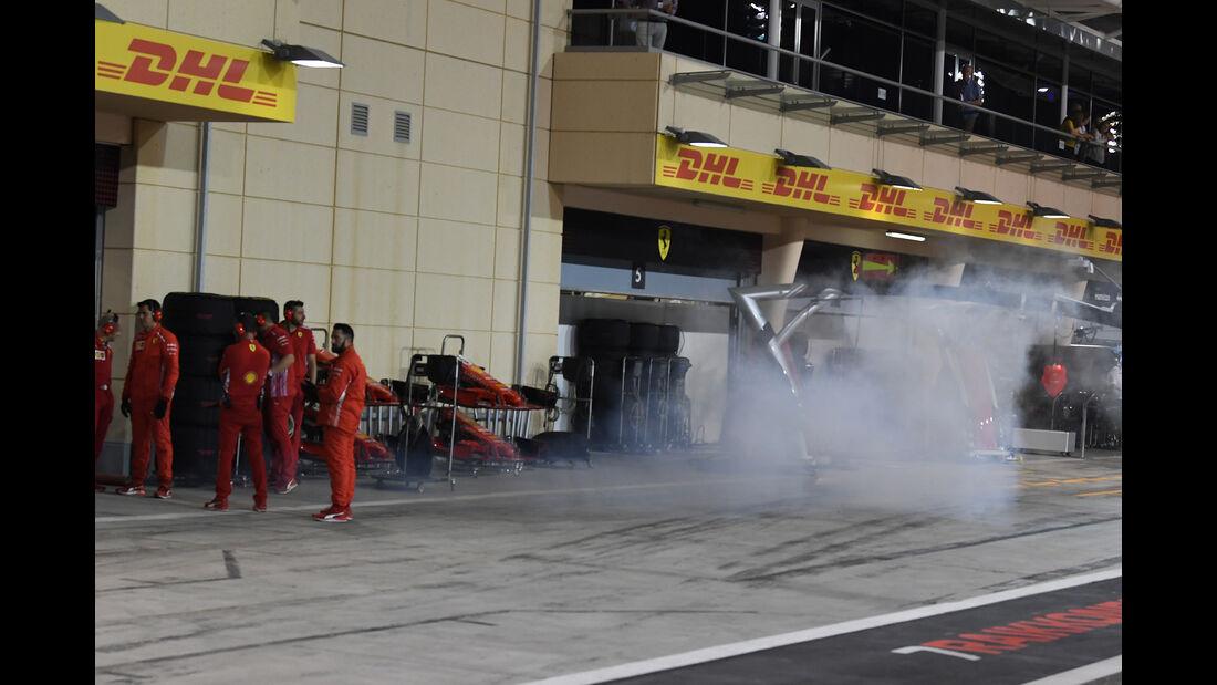 Ferrari - Formel 1 - GP Bahrain - 7. April 2018
