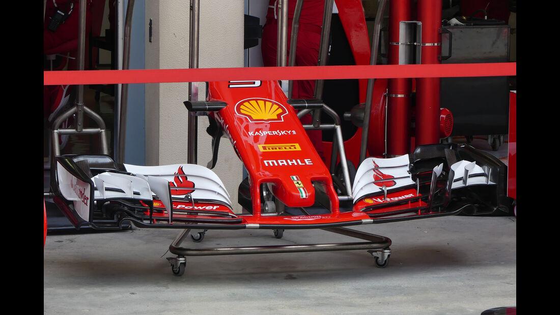 Ferrari - Formel 1 - GP Bahrain -Sakhir - Donnerstag - 13.4.2017
