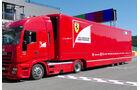 Ferrari - Formel 1 - GP Belgien - 24. August 2016