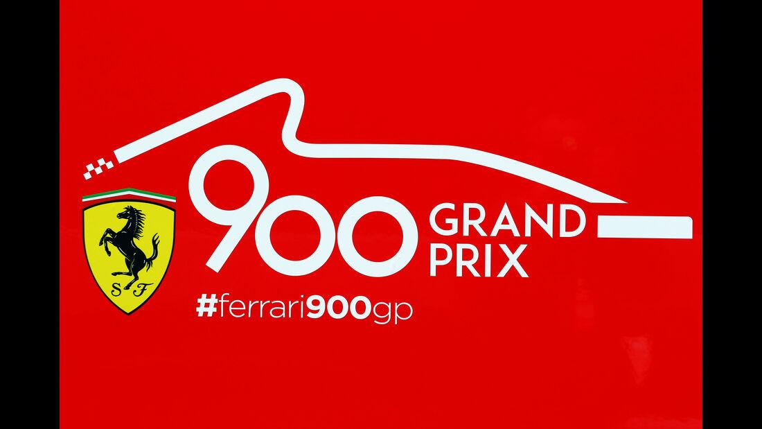 Ferrari - Formel 1 - GP Belgien - Spa-Francorchamps - 20. August 2015