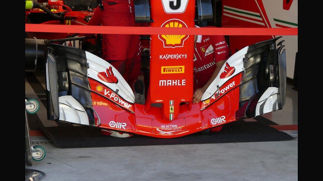 Ferrari - Formel 1 - GP Brasilien - 10. November 2017