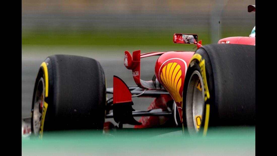 Ferrari - Formel 1 - GP Brasilien - 11. November 2017
