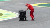 Ferrari - Formel 1 - GP Brasilien - Sao Paulo - 13. November 2019