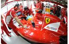 Ferrari - Formel 1 - GP China - 14. April 2012