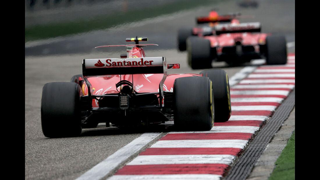 Ferrari - Formel 1 - GP China 2017