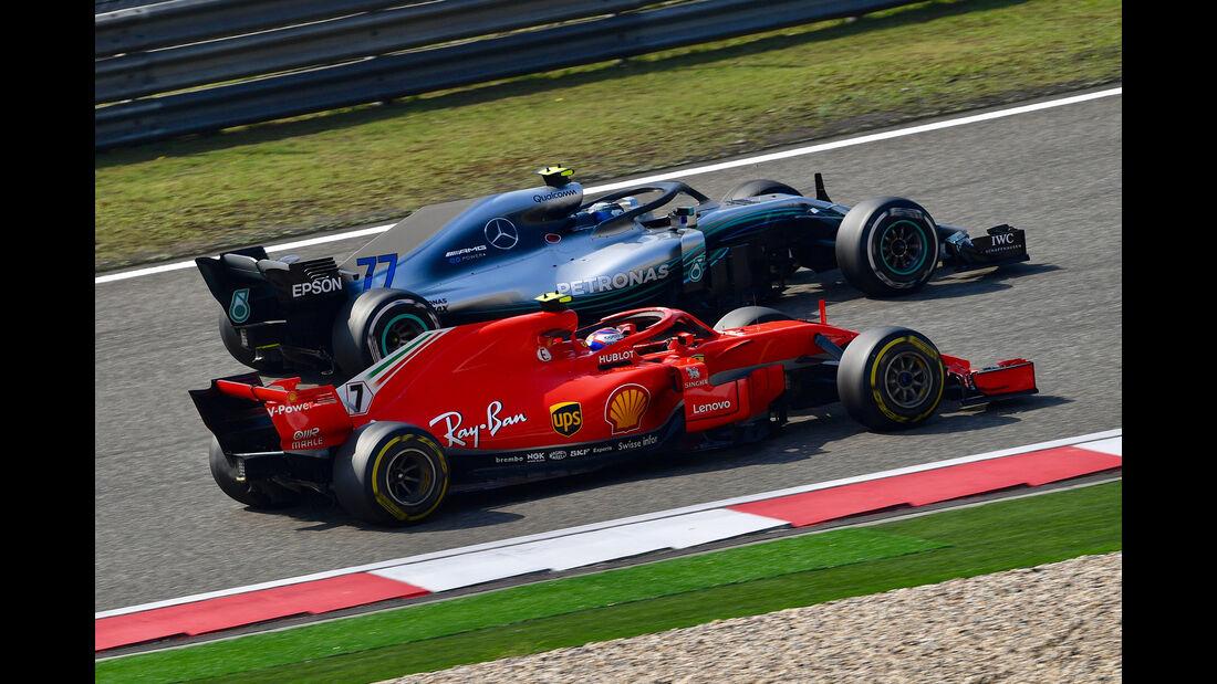 Ferrari - Formel 1 - GP China 2018