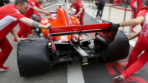 Ferrari - Formel 1 - GP China - Shanghai - 12. April 2018