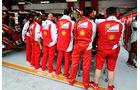 Ferrari - Formel 1 - GP China - Shanghai - 18. April 2014