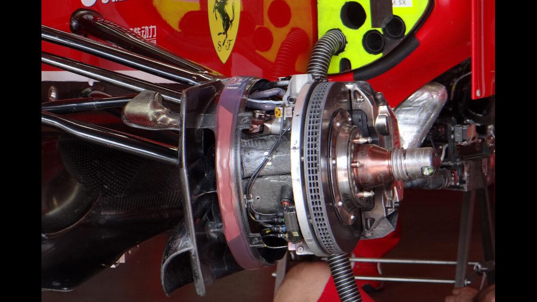 Ferrari - Formel 1 - GP Deutschland - 6. Juli 2013