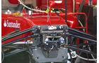 Ferrari - Formel 1 - GP Deutschland - Hockenheim - 18. Juli 2014