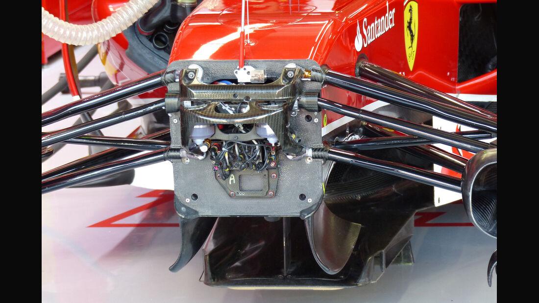 Ferrari - Formel 1 - GP Deutschland - Hockenheim - 19. Juli 2014