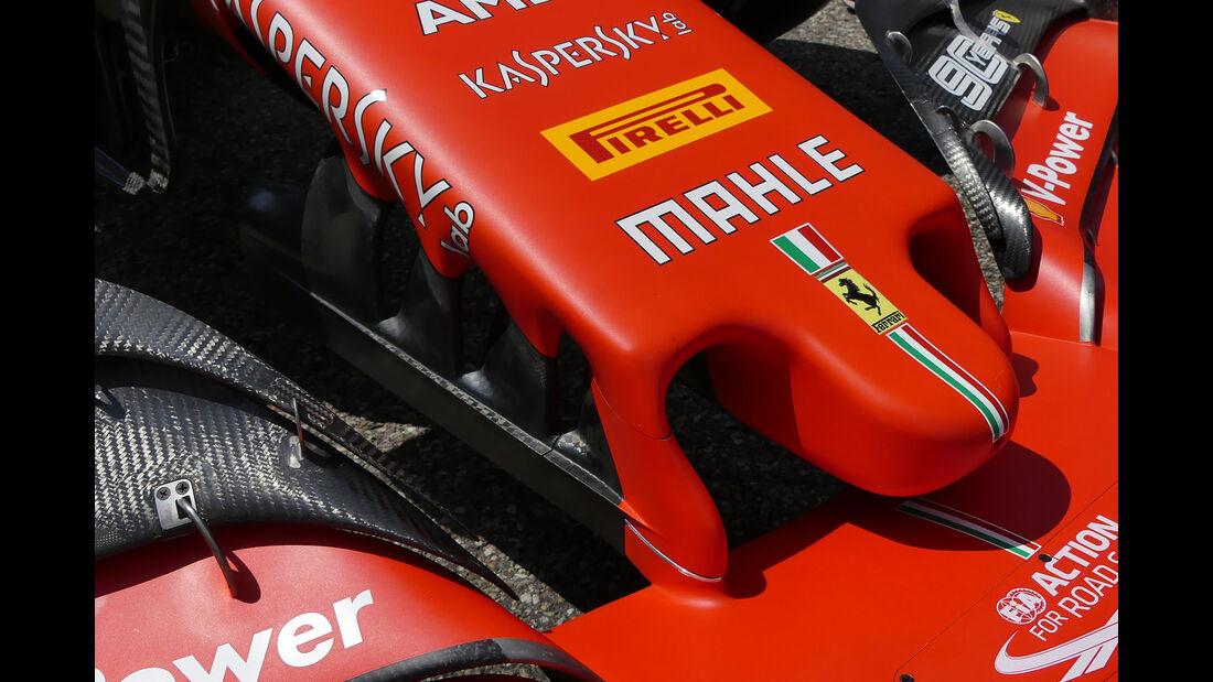 Ferrari - Formel 1 - GP Deutschland - Hockenheim - 25. Juli 2019
