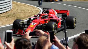 Ferrari - Formel 1 - GP England 2018