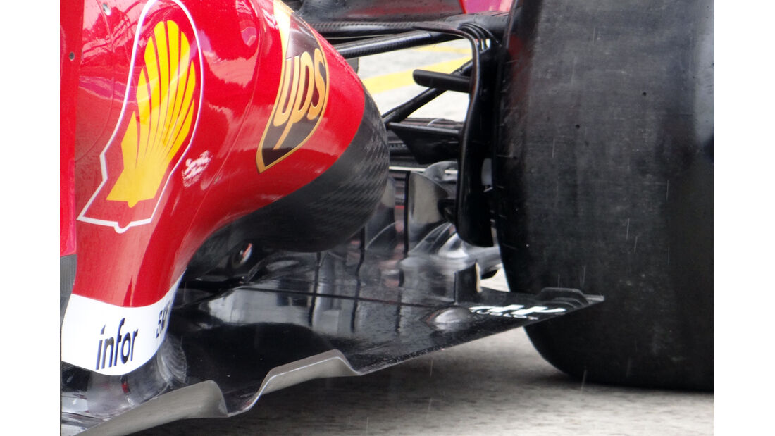 Ferrari - Formel 1 - GP England - 27. Juni 2013