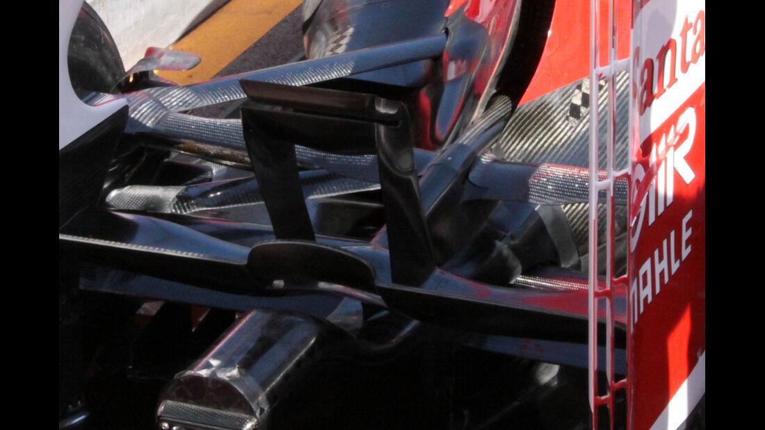 Ferrari - Formel 1 - GP England - 28. Juni 2013