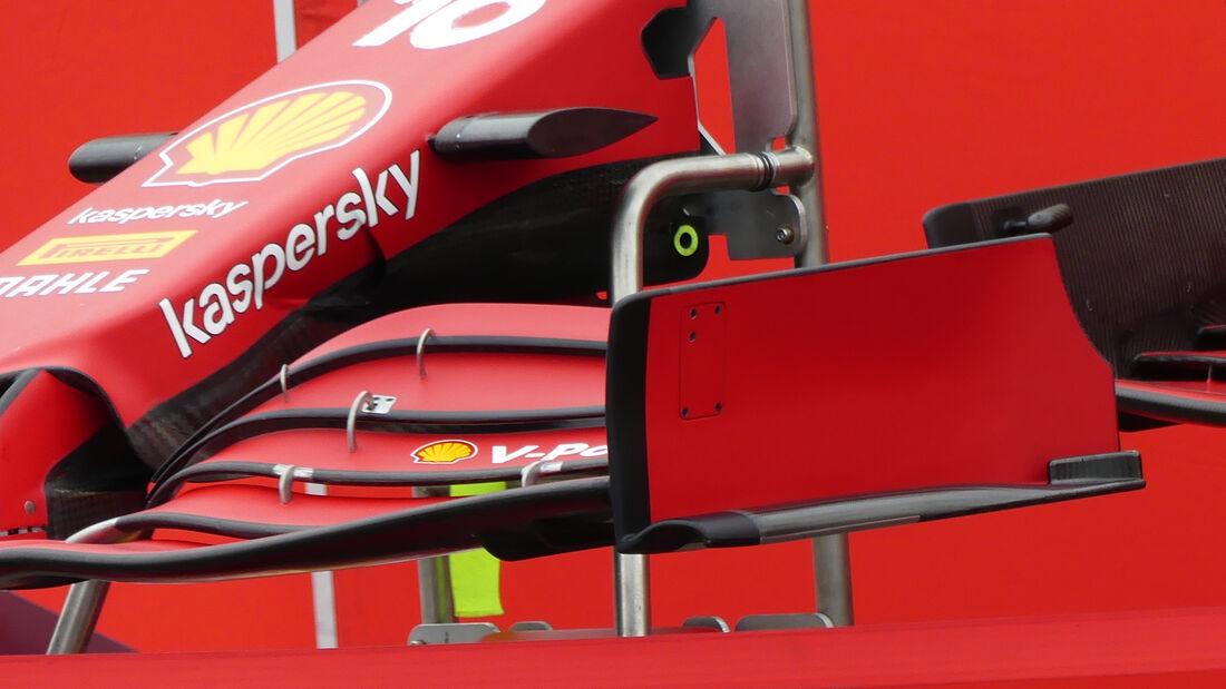 Ferrari - Formel 1 - GP Frankreich - 17. Juni 2021