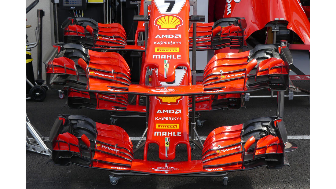 Ferrari - Formel 1 - GP Frankreich - Circuit Paul Ricard - 22. Juni 2018
