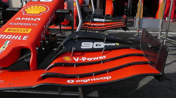 Ferrari - Formel 1 - GP Frankreich - Le Castellet - 20. Juni 2019
