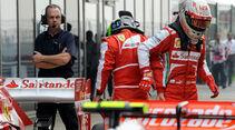 Ferrari - Formel 1 - GP Indien - 26. Oktober 2013