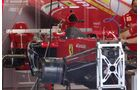 Ferrari - Formel 1 - GP Italien - 6. September 2012