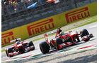 Ferrari - Formel 1 - GP Italien - 7. September 2013