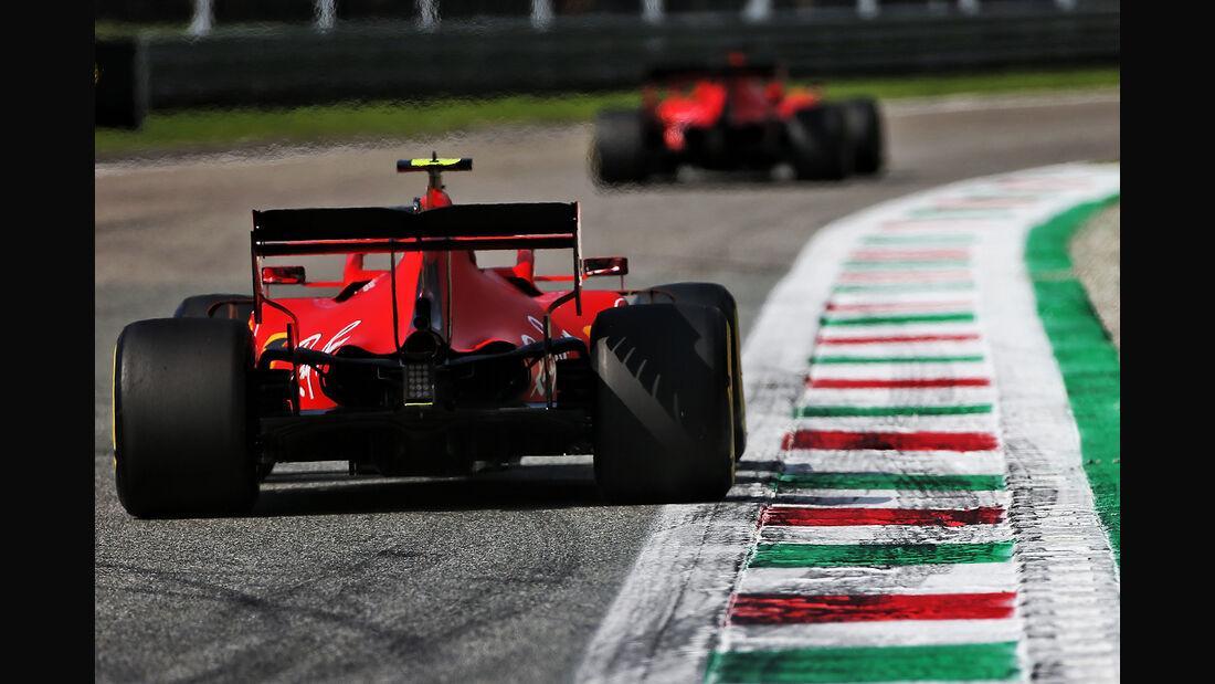 Ferrari - Formel 1 - GP Italien - Monza - 2019