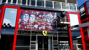 Ferrari - Formel 1 - GP Italien - Monza - 4. September 2019