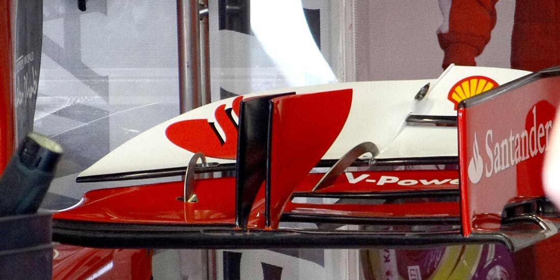 Ferrari - Formel 1 - GP Italien - Monza - 5. September 2013