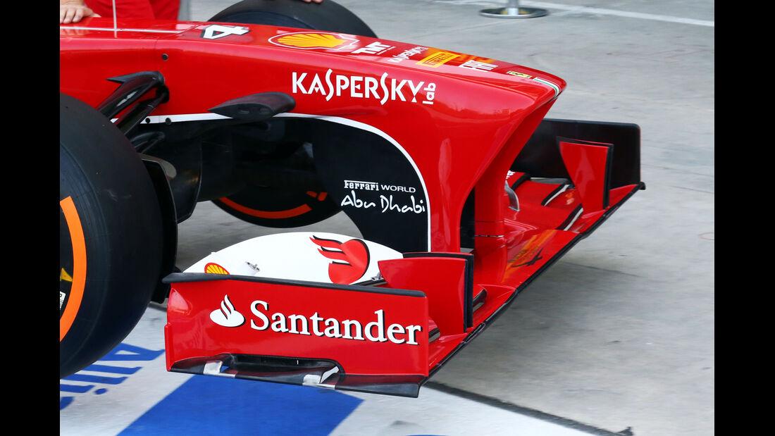 Ferrari - Formel 1 - GP Italien - Monza - 6. September 2013