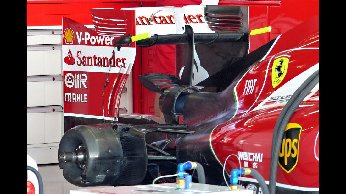 Ferrari - Formel 1 - GP Japan - 3. Oktober 2014