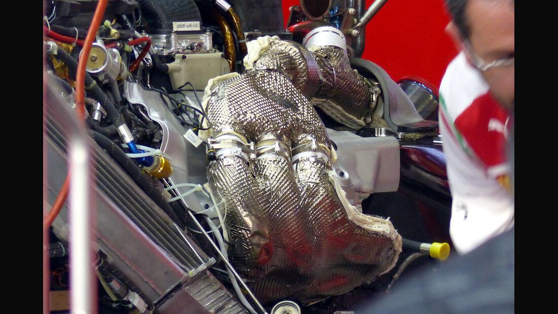 Ferrari - Formel 1 - GP Japan - Suzuka - 1. Oktober 2014