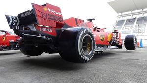 Ferrari - Formel 1 - GP Japan - Suzuka - 10. Oktober 2019