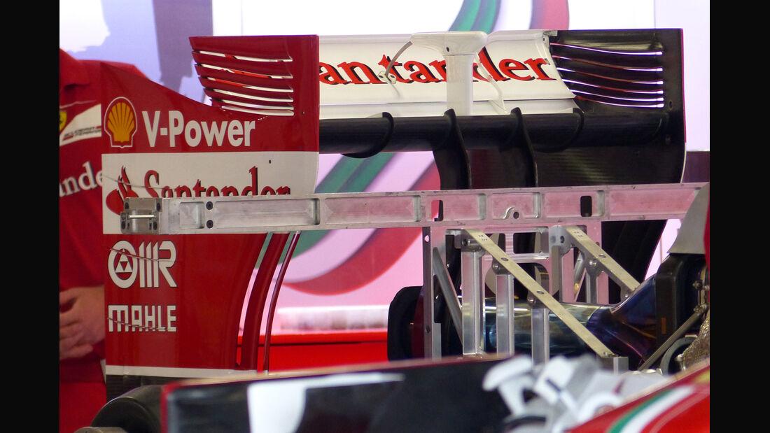 Ferrari - Formel 1 - GP Japan - Suzuka - 2. Oktober 2014