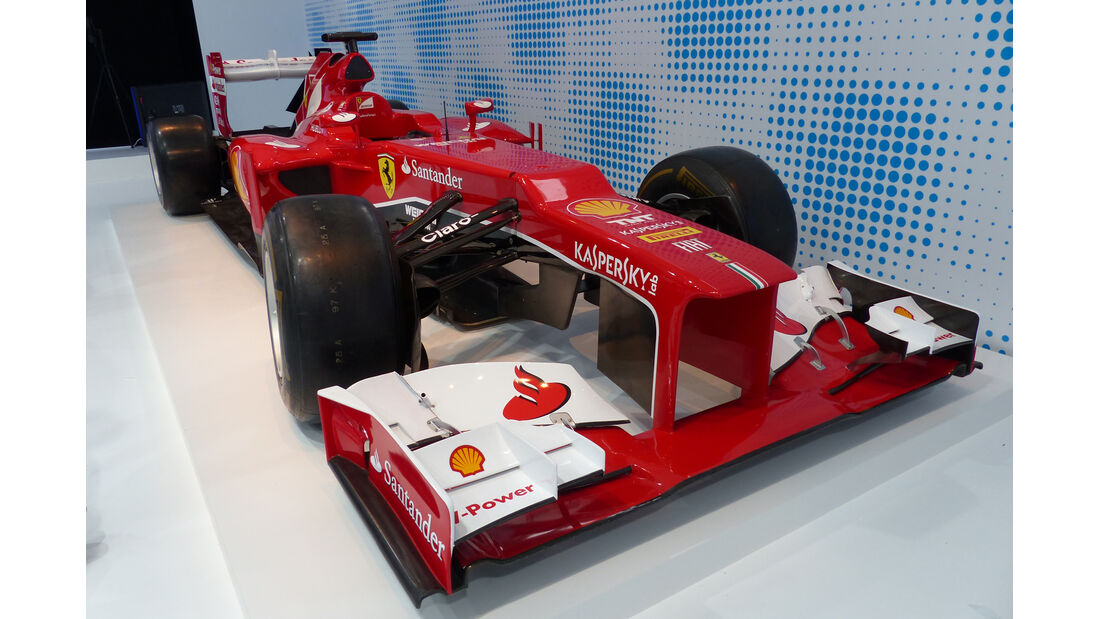 Ferrari - Formel 1 - GP Japan - Suzuka - 25. September 2015
