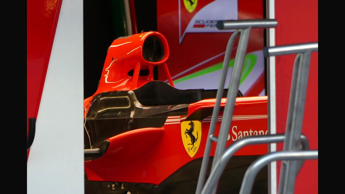 Ferrari - Formel 1 - GP Japan - Suzuka - 4. Oktober 2017