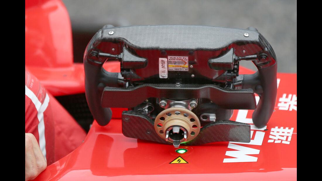 Ferrari - Formel 1 - GP Japan - Suzuka - 7. Oktober 2017
