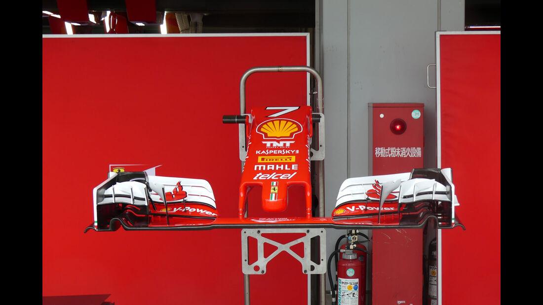 Ferrari - Formel 1 - GP Japan - Suzuka - Mittwoch - 5.10.2016