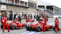 Ferrari Formel 1 GP Kanada 2012