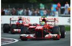 Ferrari - Formel 1 - GP Kanada 2013