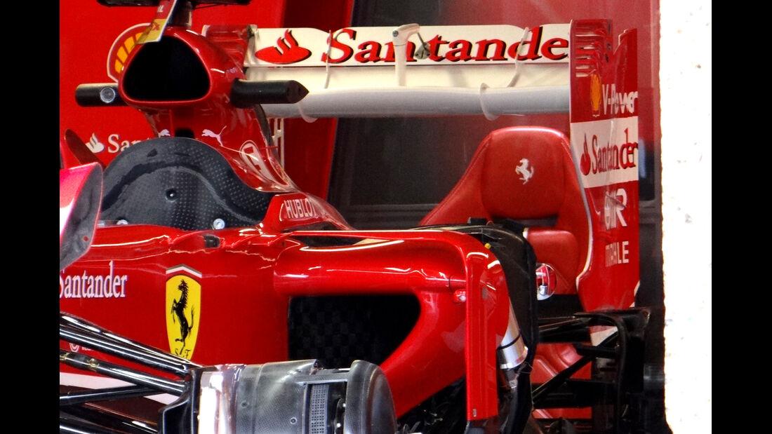 Ferrari - Formel 1 - GP Kanada - 6. Juni 2013