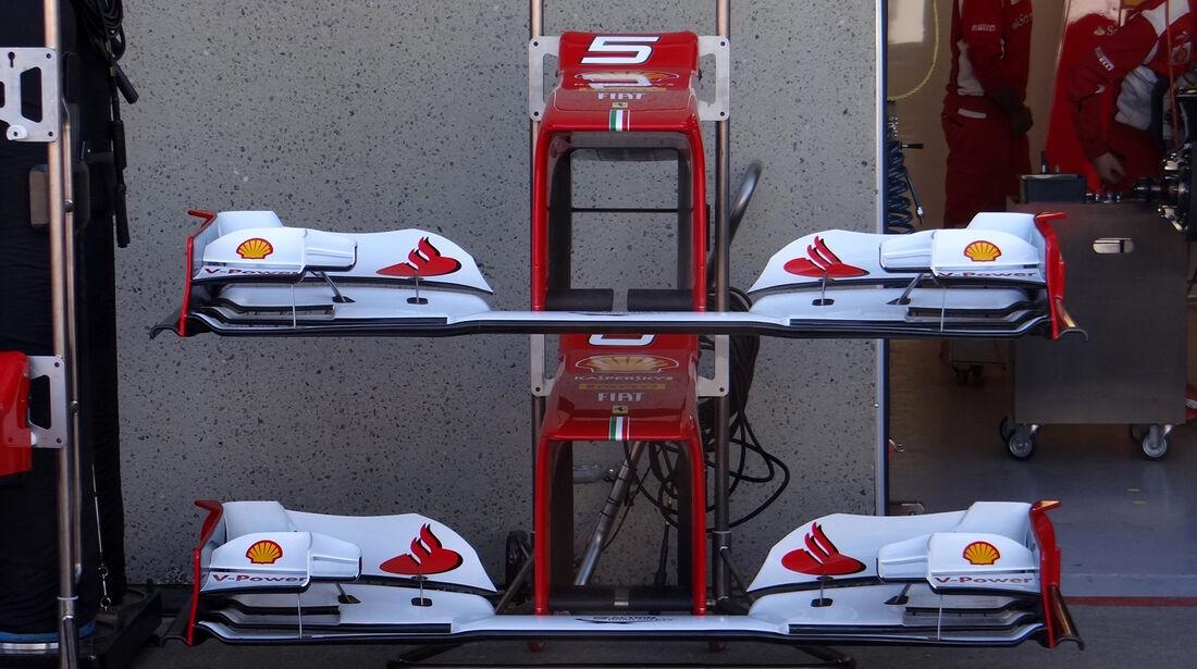 Ferrari - Formel 1 - GP Kanada - 7. Juni 2012