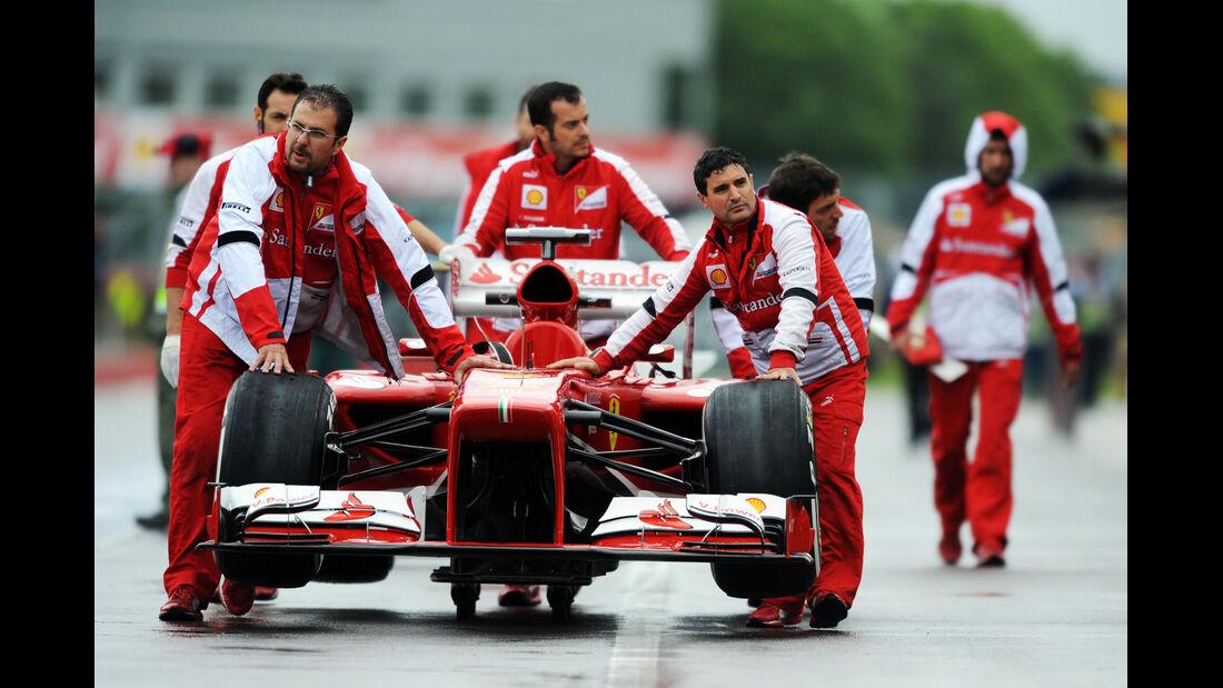 Ferrari - Formel 1 - GP Kanada - 7. Juni 2013