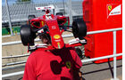 Ferrari - Formel 1 - GP Kanada - Montreal - 4. Juni 2015