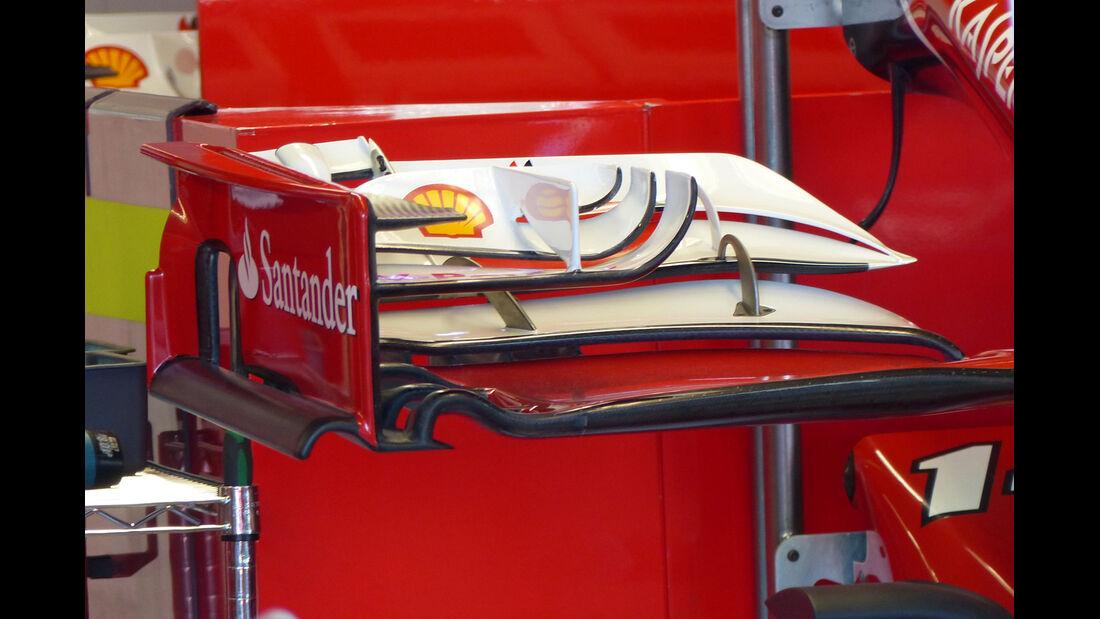 Ferrari - Formel 1 - GP Kanada - Montreal - 7. Juni 2014