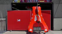 Ferrari - Formel 1 - GP Kanada  - Montreal - 7. Juni 2017
