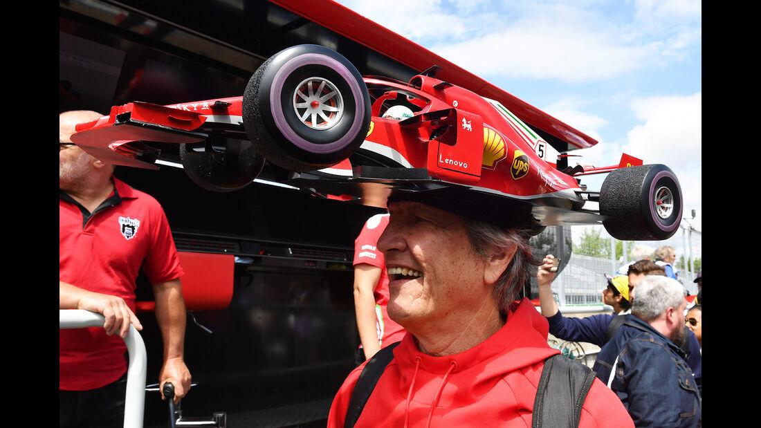 Ferrari - Formel 1 - GP Kanada - Montreal - 7. Juni 2018