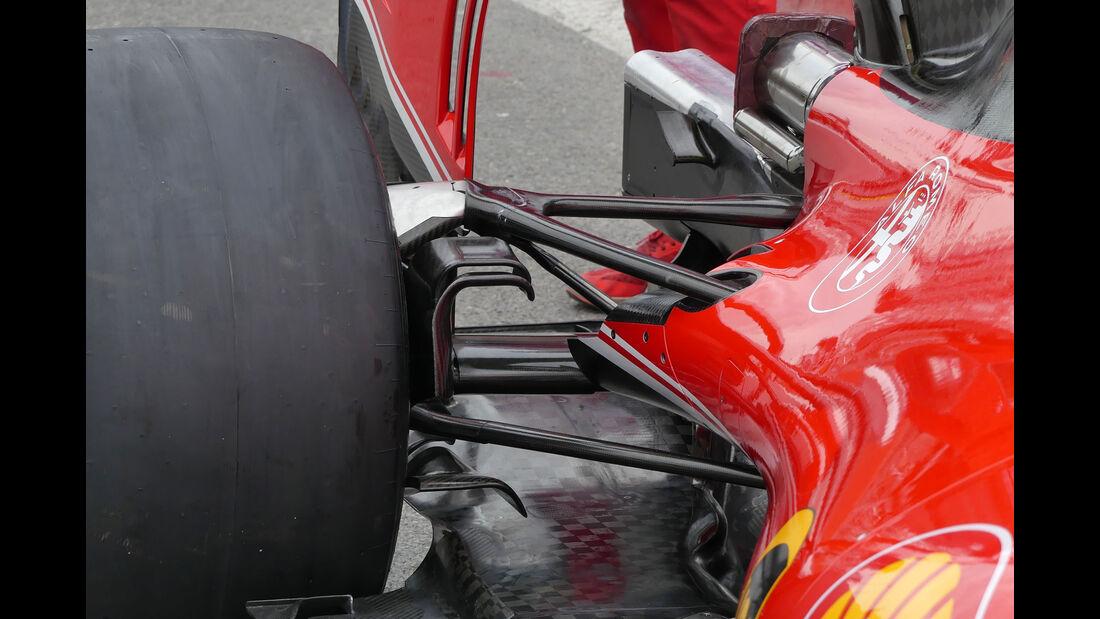 Ferrari - Formel 1 - GP Kanada - Montreal - 9.6.2016