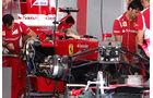 Ferrari - Formel 1 - GP Korea - 11. Oktober 2012