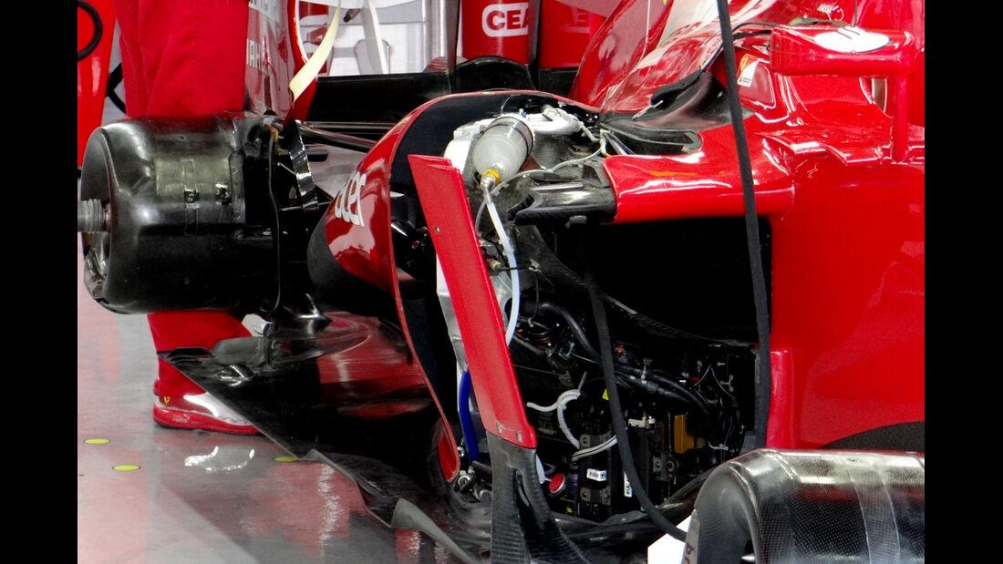 Ferrari - Formel 1 - GP Korea - 12. Oktober 2012