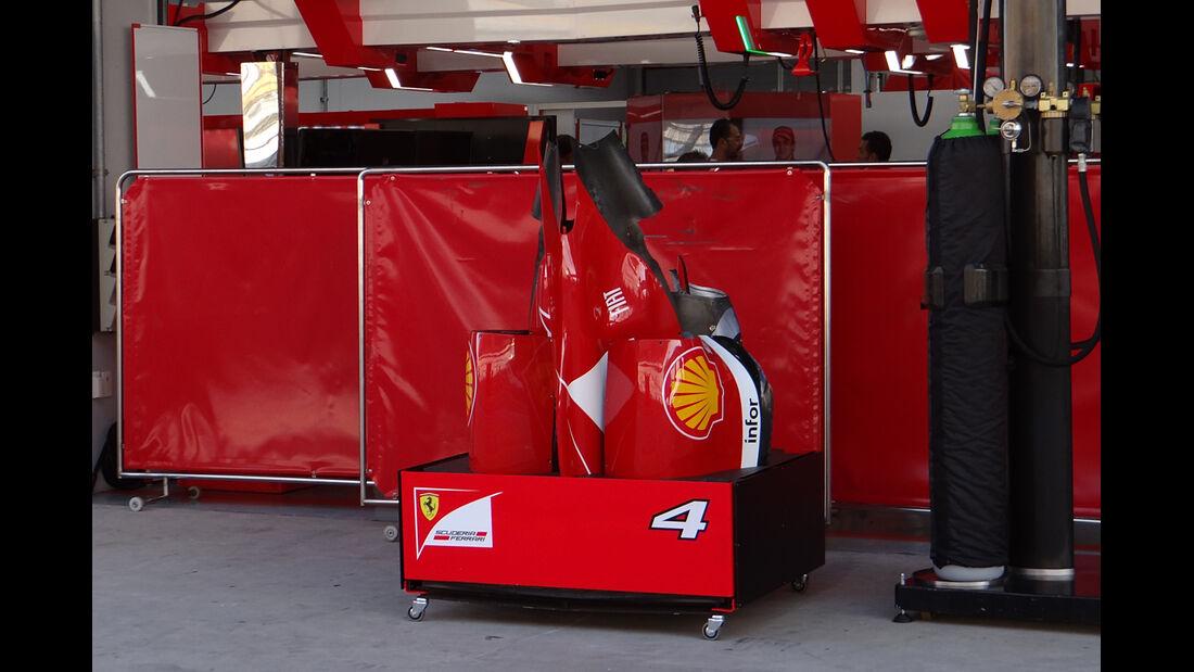 Ferrari - Formel 1 - GP Korea - 2. Oktober 2013